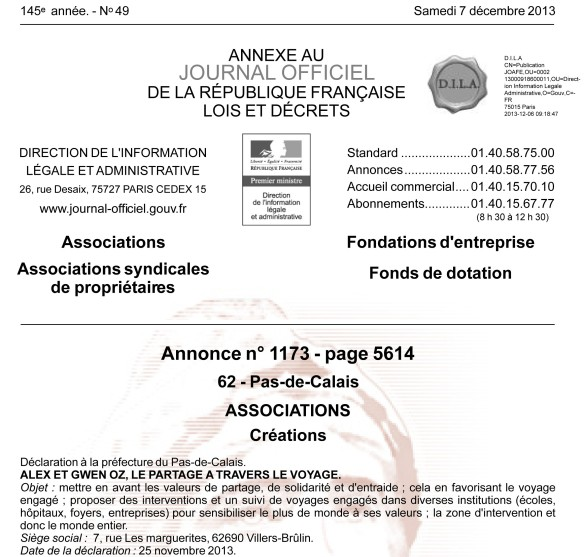 assoc_journal officiel